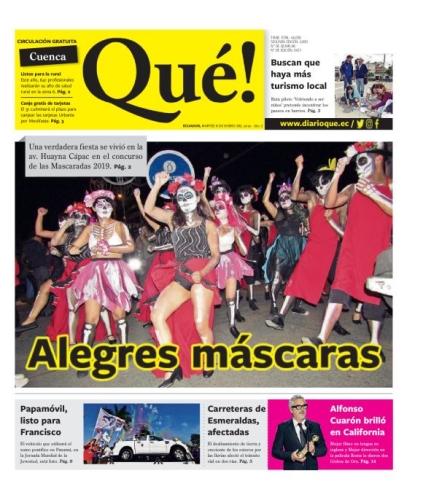 Edición impresa de Cuenca