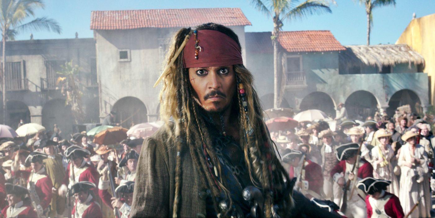 Jack Sparrow será reemplazado en Piratas del Caribe