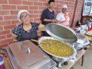La Garzota suma local vegetariano