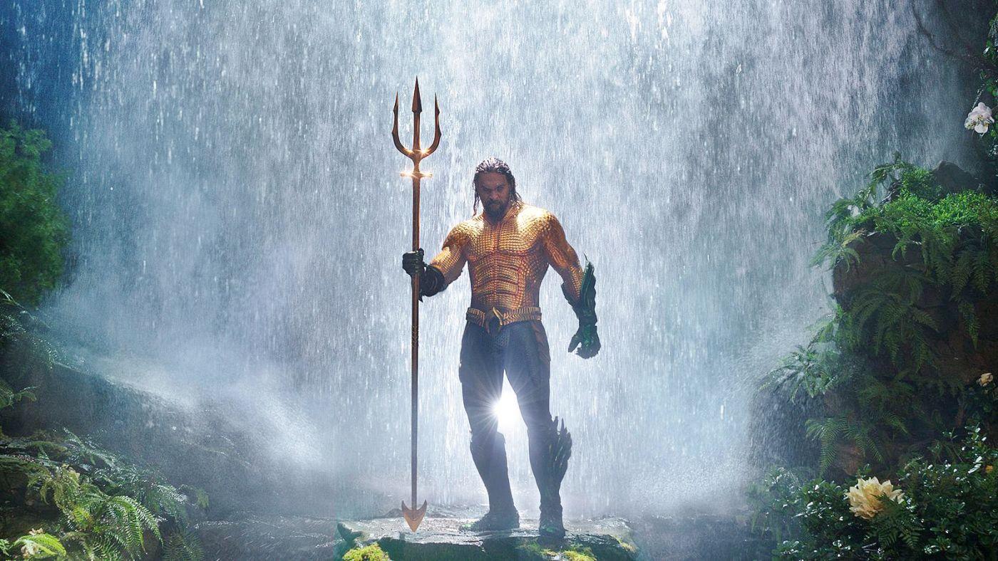 Aquaman reina en el mundo de DC Comics